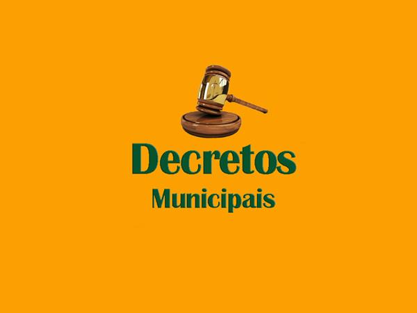 Decretos Municipais